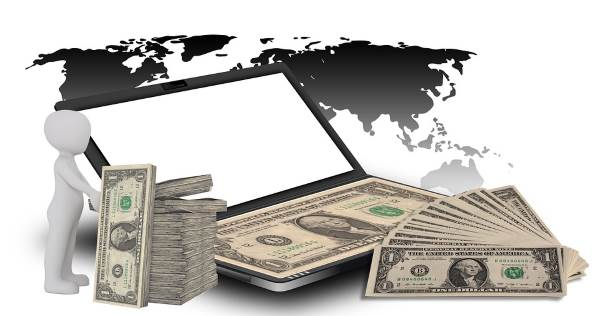 banque en ligne - ligne