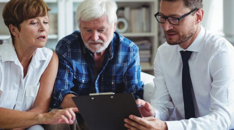 assurance vie pour seniors - image