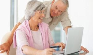 Banque pour seniors en ligne- image