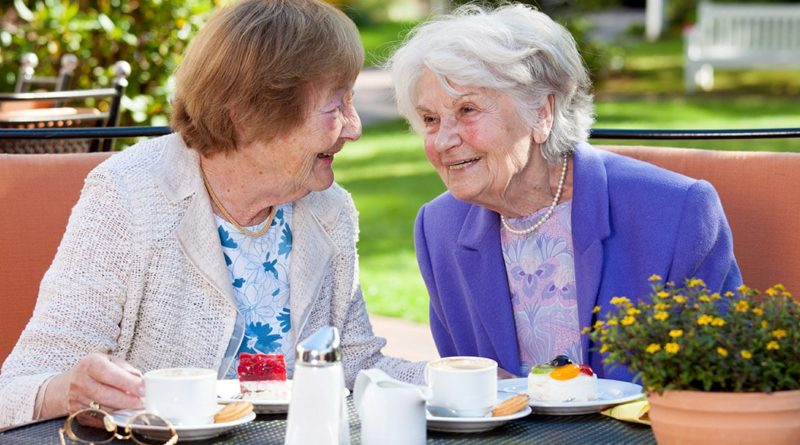 Colocation entre seniors - image