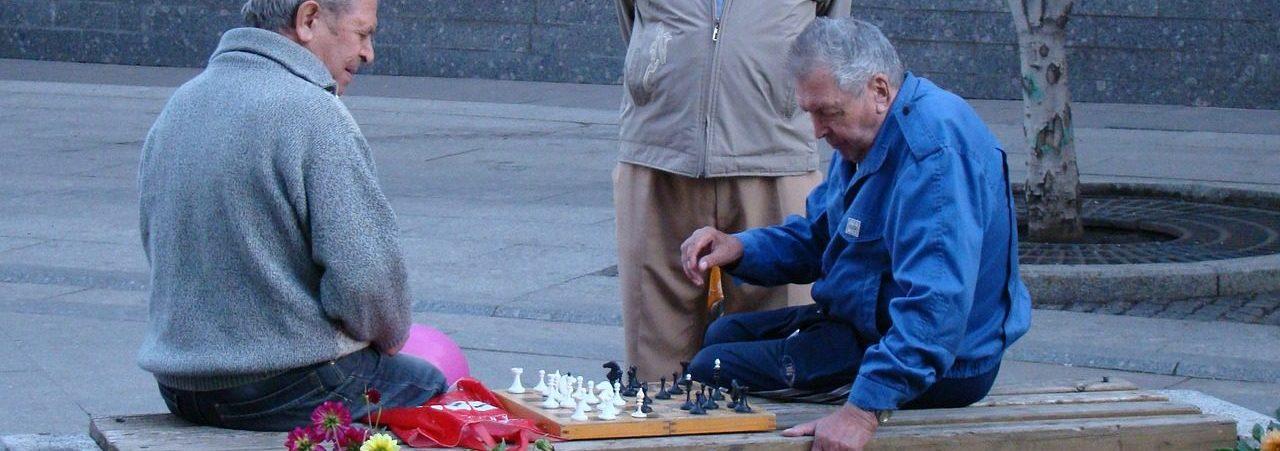 Les loisirs préférés des personnes âgées - image