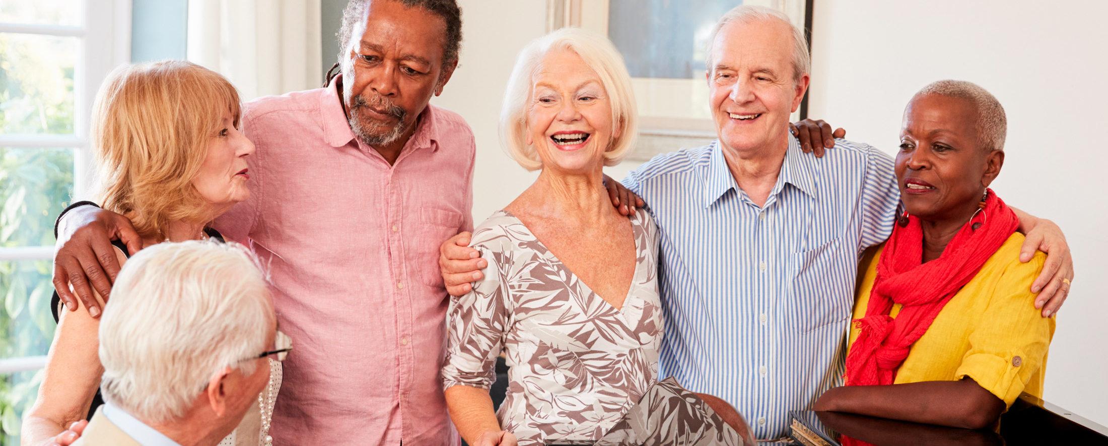 Ateliers pour stimuler la mémoire des seniors - image