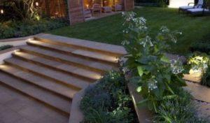 Utiliser un éclairage respectueux de l'environnement dans son jardin - image