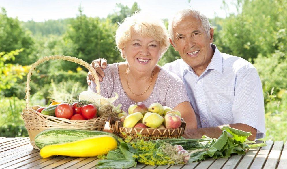 Nutrition seniors - image
