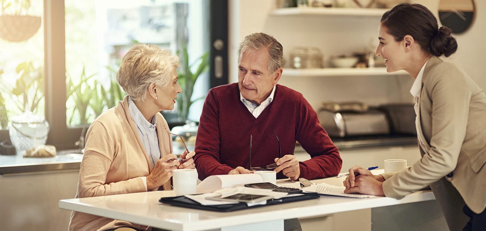 Assurance vie pour les seniors - image
