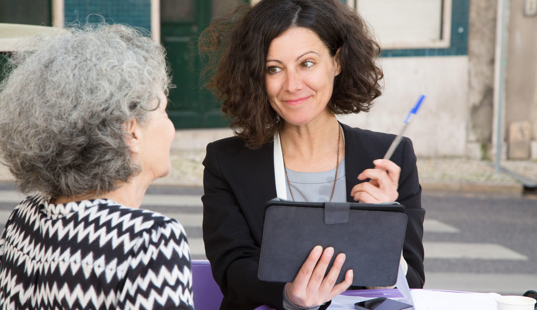 Assurance santé et mutuelle senior - image