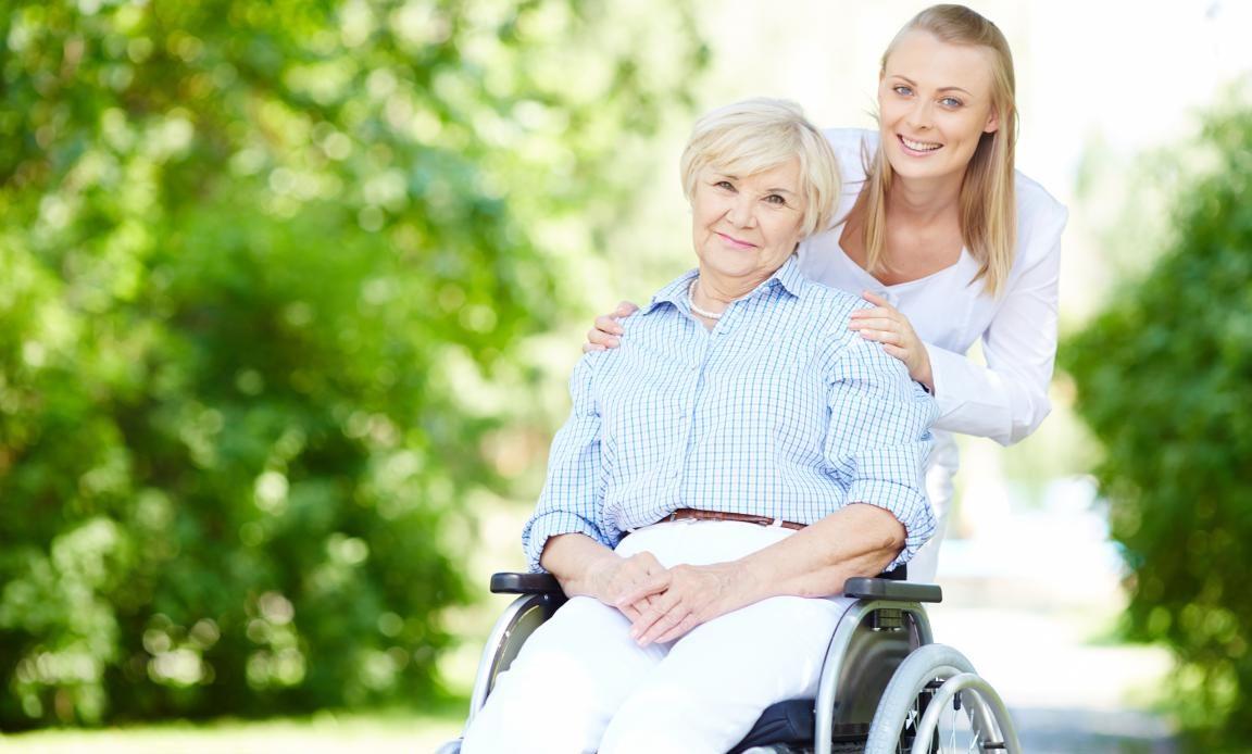 handicap et seniors - image