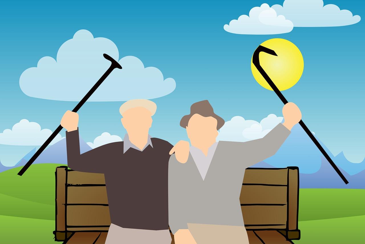 Infographie SCPI pour seniors : Fonctionnent de la SCPI